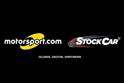 Motorsport.com es el nuevo socio digital de Stock Car y el portal UOL