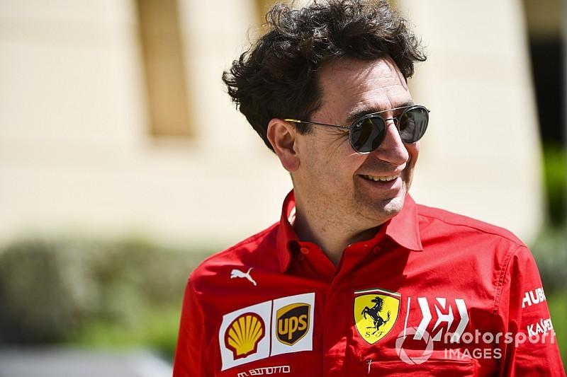Binotto: Ha Leclerc lesz elöl, ott maradhat…