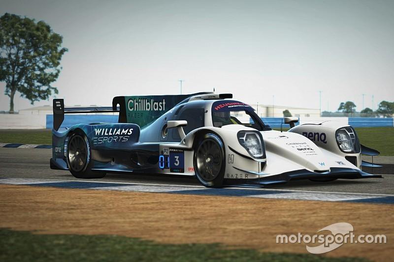 Williams Esports se lleva las 12h de Sebring de 'rFactor 2'