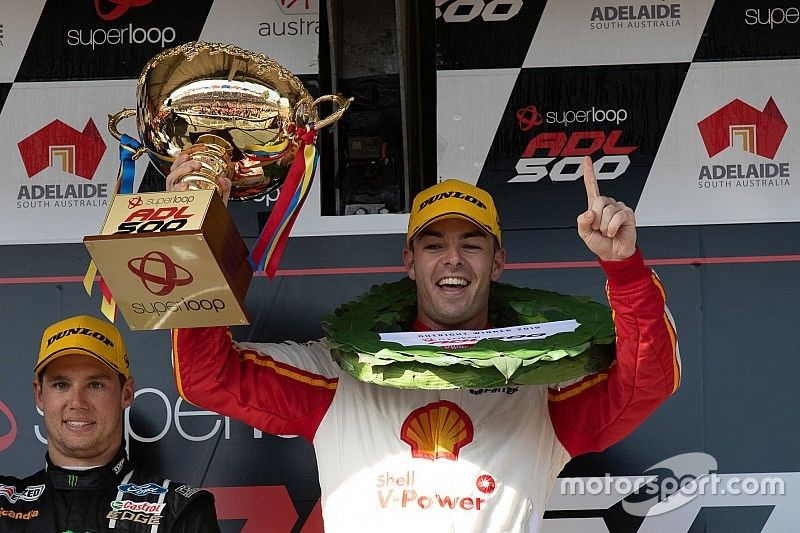 Adelaide 500: McLaughlin completes new Mustang clean sweep
