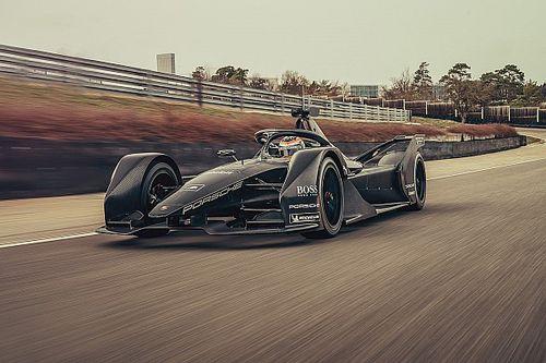 بورشه تبدأ العمل على أولى الخطوات التطويرية لسيارتها للفورمولا إي