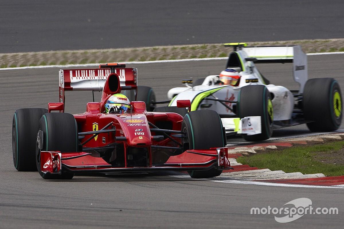 """Massa: """"2010'da McLaren'a gidebilirdim"""""""