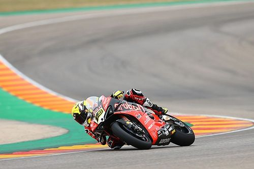 WSBK Aragón: Bautista op pole, Vd Mark elfde tussen Kawasaki's