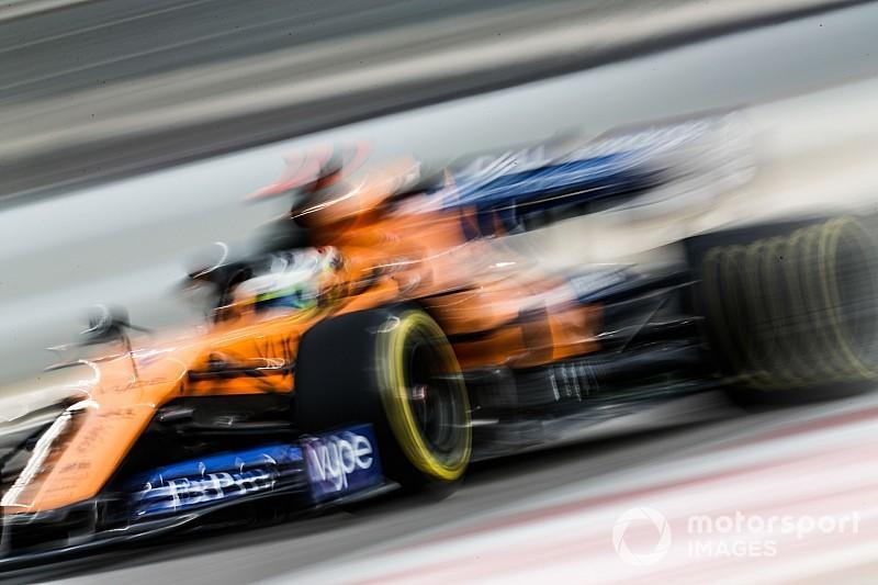 McLaren apuesta por los blandos para China