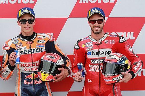 Dovizioso szerint Rins és Rossi a végsőkig kitart majd