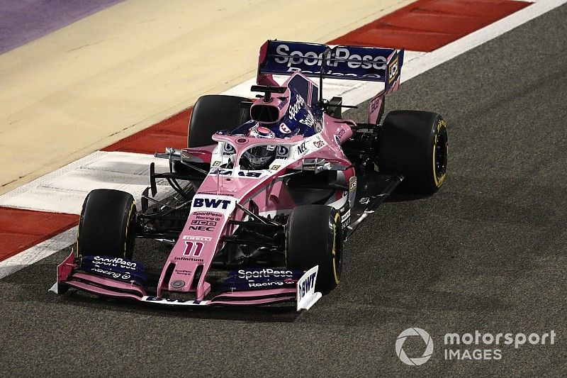 """Perez: Bahrain GP should be """"the bottom"""" for Racing Point"""