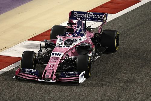 "Perez: Bahrain GP should be ""the bottom"" for Racing Point"