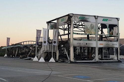 MotoE: Campeonato será mantido apesar do incêndio em Jerez
