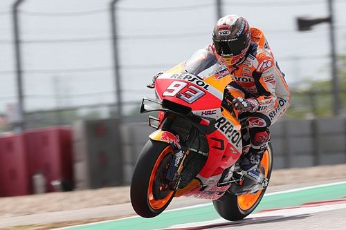 Marquez could feel difference with Honda winglet