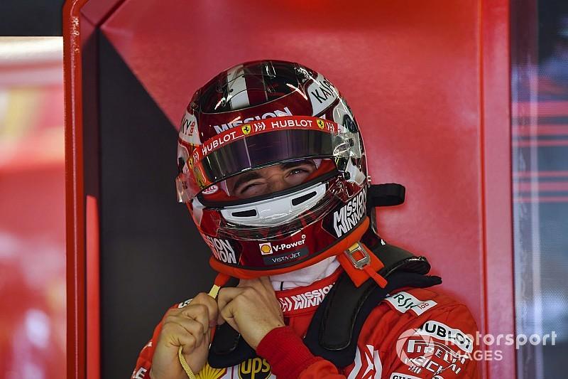 """Leclerc: """"Arrabbiato per il mio errore in Q3, però ho migliorato rispetto a ieri"""""""