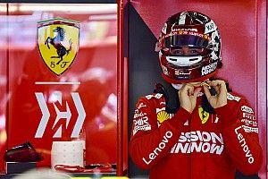 """Leclerc """"muy molesto"""" con él mismo tras la calificación en China"""