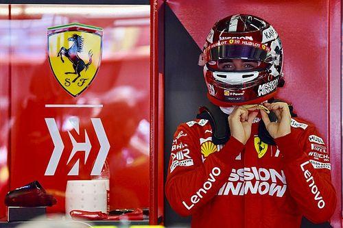 Leclerc após classificação para GP da China: estou irritado comigo mesmo