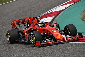 LIVE F1, GP della Cina: Gara