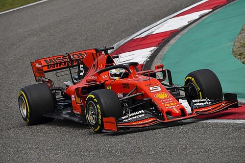 Vettel lidera primeiro treino livre para GP 1000 da F1