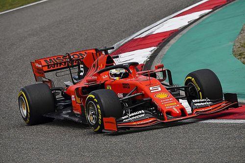 """Magnussen: Vettel """"fez a coisa certa"""" ao passar Verstappen"""