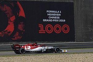 LIVE Formel 1: GP von China, Freies Training 3