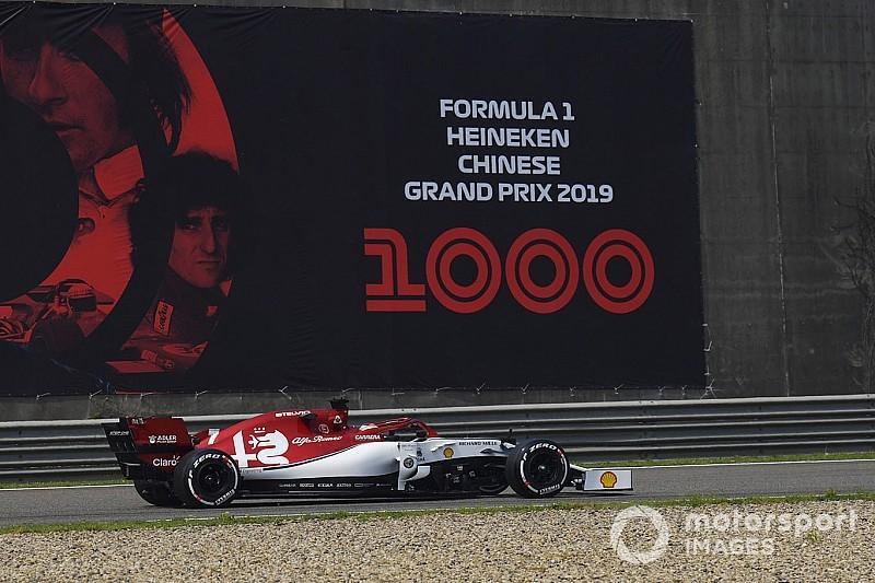 LIVE Formule 1, GP de Chine: Essais Libres 3