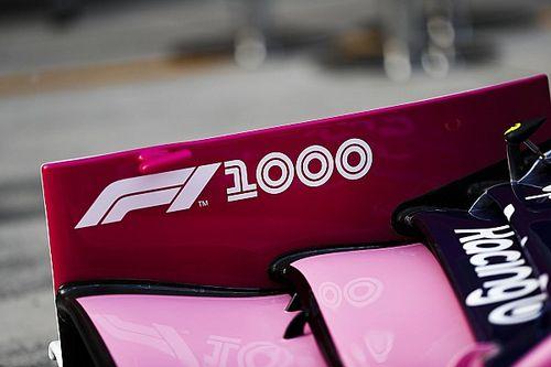 motorsport.com編集長日記:「1000戦目のF1レース」