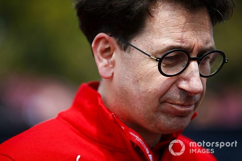 Бергер: Одного Бинотто для Ferrari недостаточно