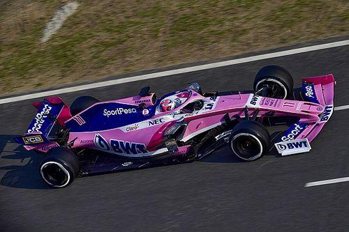 Perez noemt nieuwe F1-reglementen voor meer inhalen 'geweldig werk'
