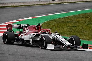 Tes F1 Barcelona: Raikkonen ungguli Vettel di sesi pagi