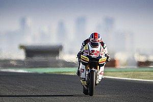 Test Moto2 Losail, Giorno 2: Sam Lowes è il più veloce, Marini risale sesto