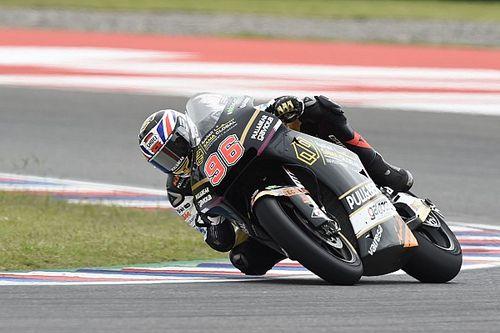 Jake Dixon sarà costretto a saltare l'appuntamento di Jerez