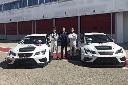 Tavano e Greco sono la coppia d'assi di Cupra per il TCR Italy