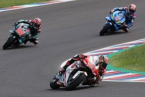 "Nakagami needs a ""few tenths"" to join podium battle"