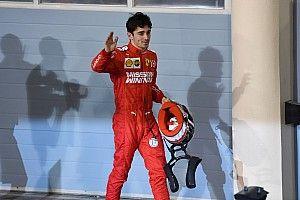 Was Leclerc's Bahrain reaction a 2019 title 'campaign speech'?