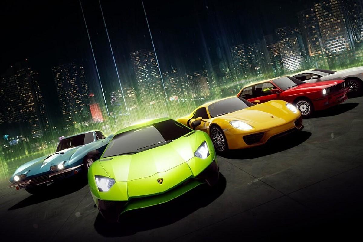 Megjelent a Forza Street, és ingyenes