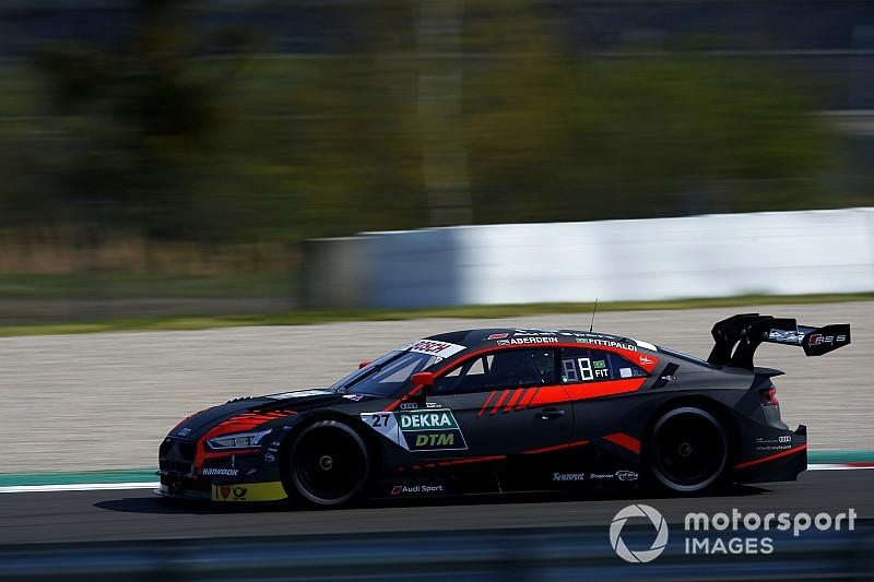 Fittipaldi za kierownicą Audi