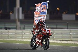 """Dovizioso: """"Sólo Márquez es capaz de intentarlo en esa curva"""""""