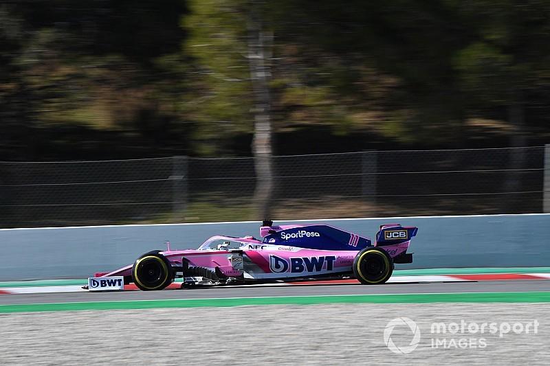 Racing Point a essuyé des problèmes de jeunesse avec la RP19