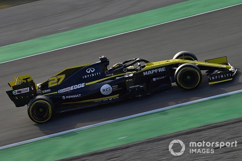 Bildergalerie: Die Formel-1-Autos 2019 auf der Strecke