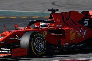 """Vettel: """"No habría esperado un día mejor, fue increíble"""""""