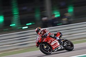 Dovizioso: Front row a shock after poor Qatar test