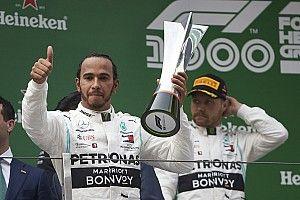 Történelmi rekord kapujában a Mercedes