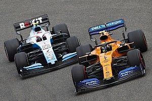 McLaren: accordo pluriennale con uno sponsor strappato a Williams