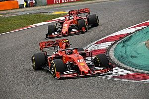 "Ferrari team orders risk opening ""can of worms"" - Wolff"