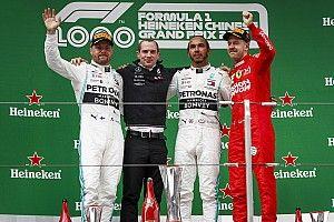Mondiale Piloti F1 2019: Hamilton passa in testa, Vettel a 37 punti dalla testa