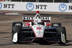 La IndyCar corre en San Petersburgo pero sin público