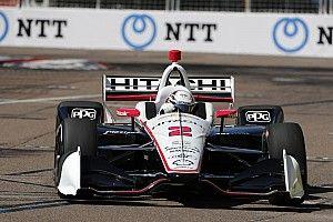 St. Petersburg IndyCar: Newgarden galibiyete uzandı
