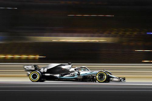 Hamilton: W Bahrajnie układ stawki inny niż w Australii