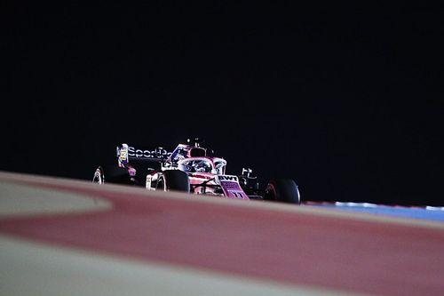 """Pérez: Bahréin """"expone las limitaciones"""" del auto de Racing Point F1"""