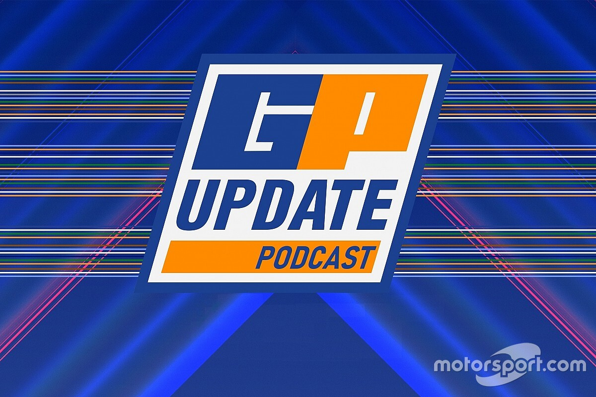 GPUpdate Podcast: Vierde plek Albon 'too little, too late'
