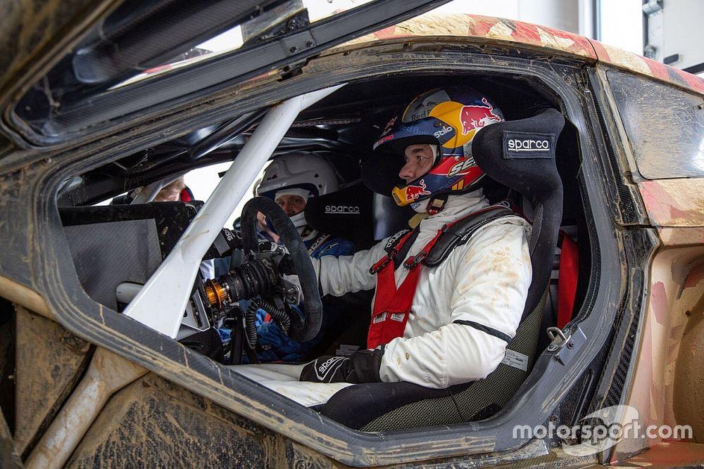 Loeb, ilk çöl testi sonrasında Dakar için kendisine güveniyor