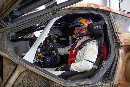 Why Sebastien Loeb has joined forces with an old enemy for Dakar