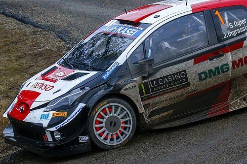 Ogier vestigt record met achtste eindzege in Rally van Monte Carlo