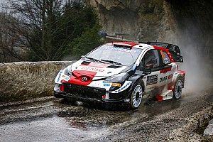 Evans Ingin Beradaptasi dengan Ban Baru WRC